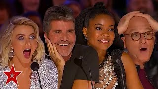 Video America's Got Talent 2019 Auditions! | WEEK 1 | Got Talent Global MP3, 3GP, MP4, WEBM, AVI, FLV Juli 2019