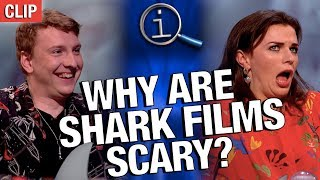 QI | Why Are Shark Films Scary?