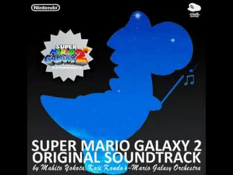 ♫Super Mario Galaxy 2 OST - Fluffy Bluff Galaxy Music♫