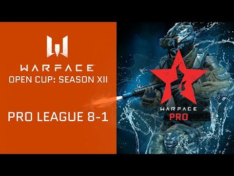 Warface Open Cup: Season XII. Pro League 8-1