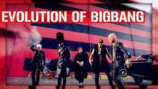 EVOLUTION OF BIGBANG (빅뱅) (2006-2016) - TRIBUTE