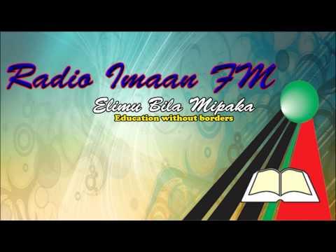 Video RADIO IMAAN - Sh. Msellem Ally || Tafseer Surat-ul-Hujurat  (Part 2) download in MP3, 3GP, MP4, WEBM, AVI, FLV January 2017