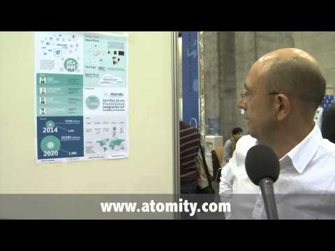 Atomity en Focus Business 2014