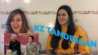 "REACTION TO 'ROYALS' (KZ Tandingan) | ""Singer 2018"""