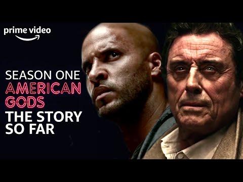 The Story So Far: Season 1 | American Gods | Prime Video