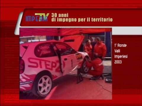 30 ANNI DI IMPEGNO : RONDA VALLI IMPERIESI 2003