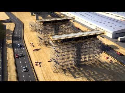 مشروع طريق جمال عبدالناصر - الجهراء