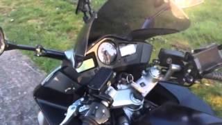 2. 2004 Honda VFR 800 interceptor ABS
