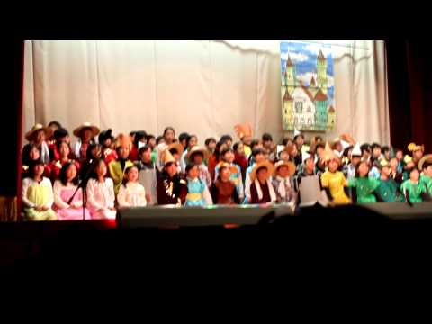 オズの魔法使い(wizard of Oz) meito elementery school/ 名東小学