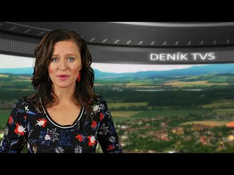 TVS: Deník TVS 17. 10. 2017