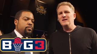 Ice Cube and Michael Rapaport talk BIG3 on FS1   FOX SPORTS