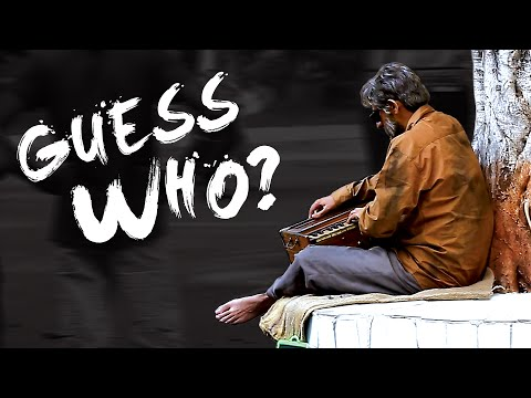 Sonu Nigam : Guess Who ? Talent Has No Name