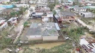Video VIDEO: Man comes to Phoenix after Hurricane Maria ripped through Puerto Rico MP3, 3GP, MP4, WEBM, AVI, FLV November 2017
