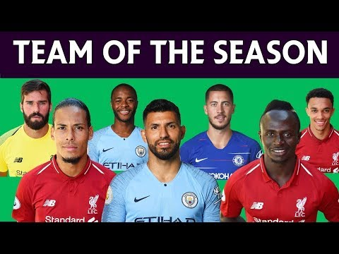 Premier League Team of the Season 2018/2019