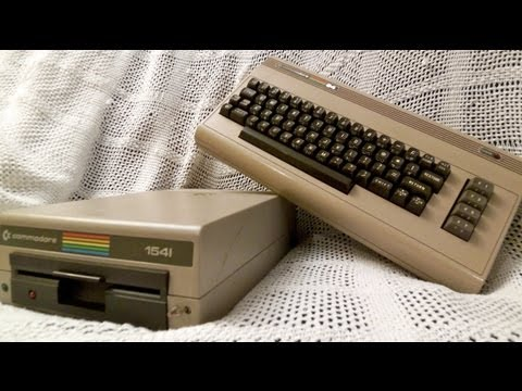 Favorite Commodore 64 Games