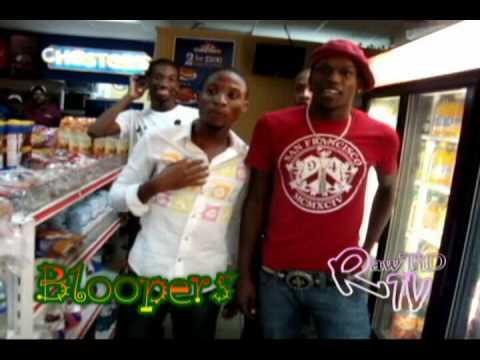 """Above A Dem """"Bloopers"""" (RawTiD TV)"""