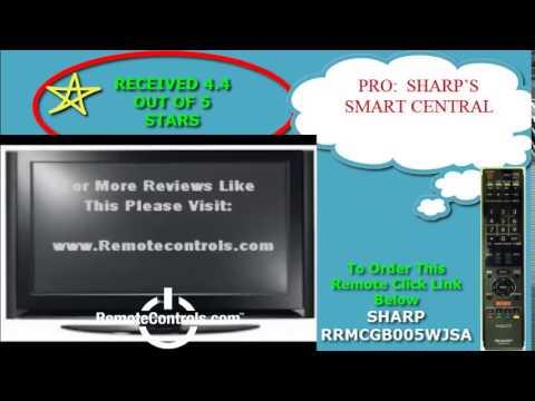 Review Sharp Smart LED 3D HDTV -  LC-90LE657U, LC-80LE657U, LC-70LE657U, LC-60LE657U