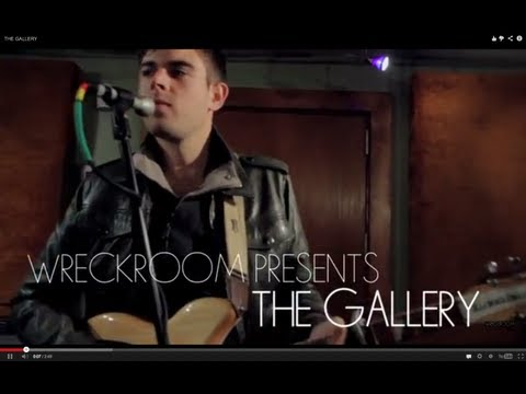 Gallery - An ode to casual encounters Wreckroom Facebook: http://www.facebook.com/WreckroomRecords The Gallery Facebook: http://www.facebook.com/thegallerymusic Audio:...