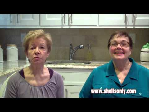 Shells Only Customers-Denise and Christine