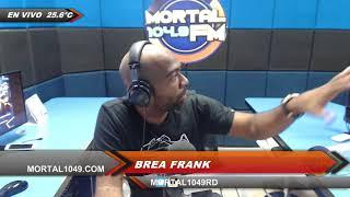 Brea advierte la grave situación que está atravesando la música de RD – La Hora del Contacto