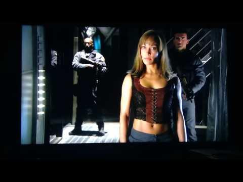 Stargate Atlantis Season 3 Episode 2 Teyla and Michael