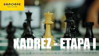 Jeesp- Etapa I - Fase Inter DE: Confira a cobertura Esporte Escolar do Xadrez