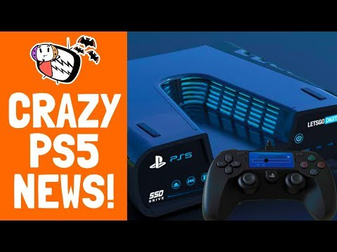 sony REVEALS PS5 Release Date , New PS5 Controller & MUCH MORE! (PS5 news)