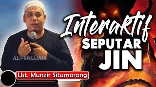 Video Interaktif Seputar Jin || Ust. Munzir Situmorang MP3, 3GP, MP4, WEBM, AVI, FLV Januari 2019