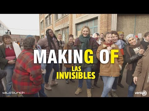 Las invisibles - Making Of?>