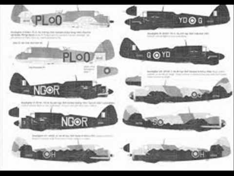 Tribute to the: Bristol Beaufighter