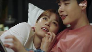 Video [W] ep.07 Han Hyo-joo and Lee Jong-suk's sweet romance 20160810 MP3, 3GP, MP4, WEBM, AVI, FLV April 2018
