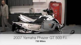 10. 07 Yamaha Phazer GT for sale