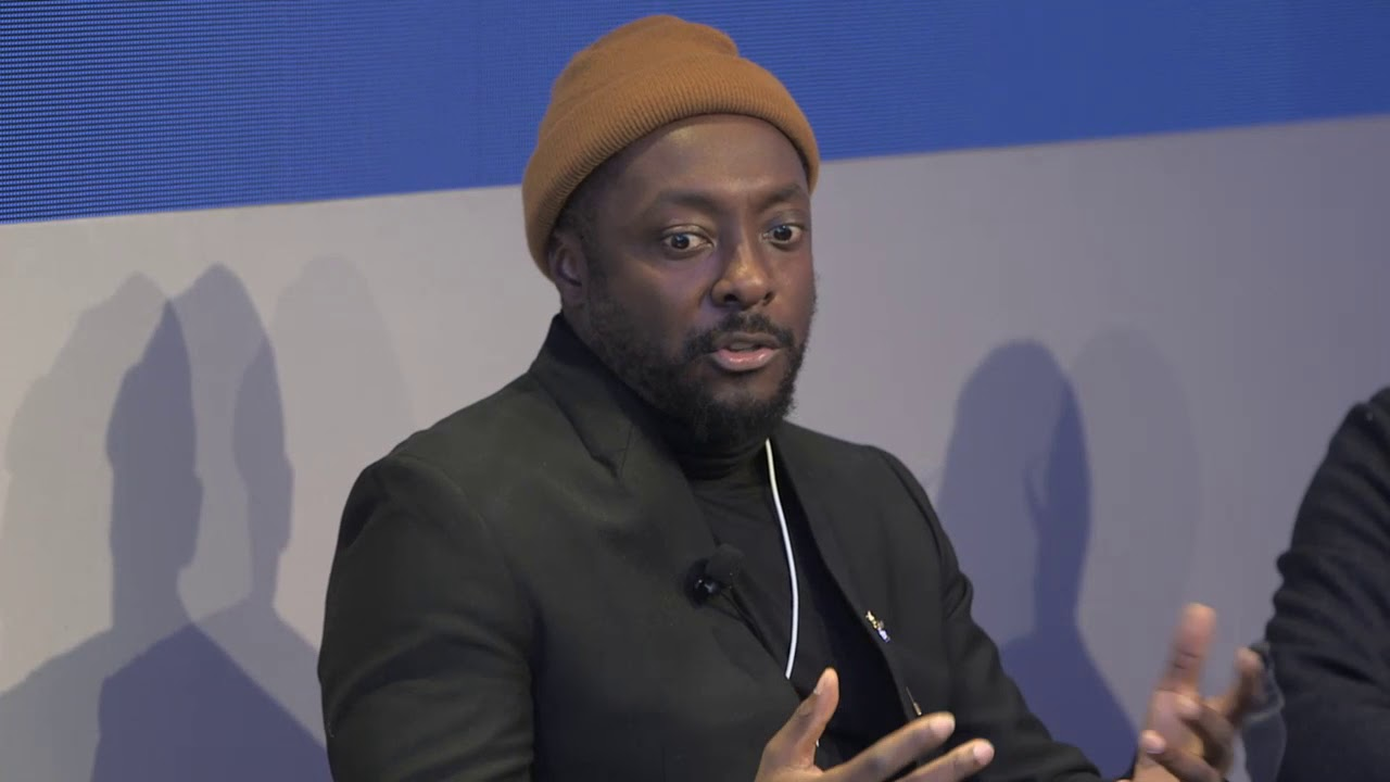 Professor Gast joins a panel discussion with May Lee, Tony Elumelu, Will.i.am and Badr Jaffar