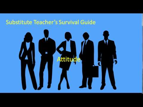 Substitute Teacher's Survival Guide Part 9 - Increasing Your Chances of Getting Hired