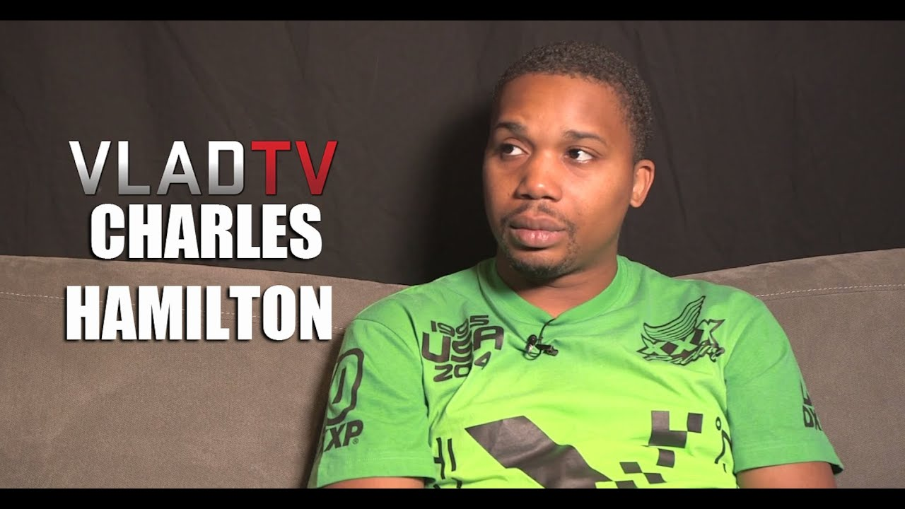 Charles Hamiton Found Out Interscope Dropped Him on the Internet