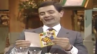 MrBean - Mr Bean - Birthday at a restaurant