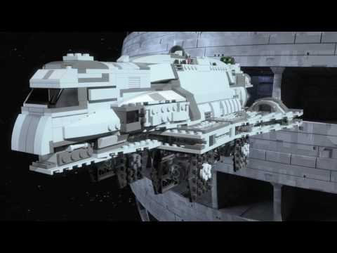 Конструктор Имперский десантный корабль - LEGO STAR WARS - фото № 15