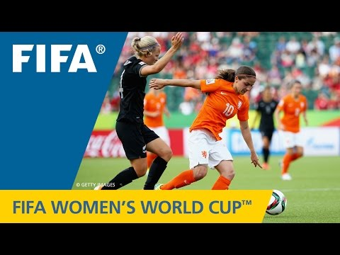 HIGHLIGHTS: New Zealand v. Netherlands - FIFA Women's World Cup 2015