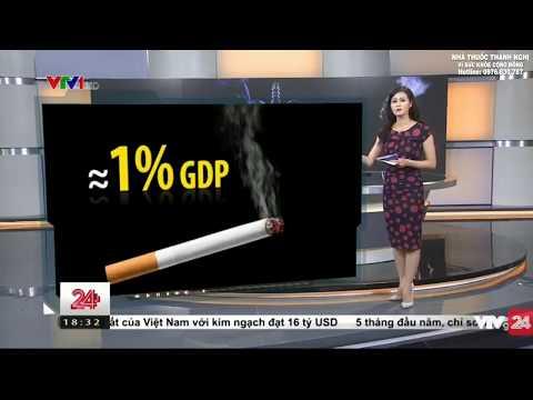 Tổn thất kinh tế do thuốc lá gây ra
