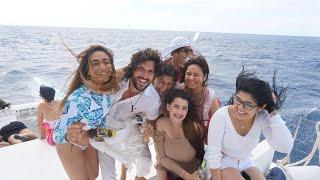 La Isla Saona llena de SOLTERAS: Un viaje para no olvidar… – WilliamRamosTV