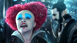 ALICE THROUGH THE LOOKING GLASS Super Bowl TV Spot (2016) Johnny Depp Disney Movie HD - YouTube