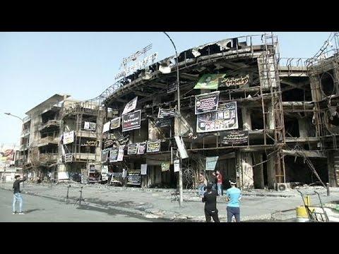 250 οι νεκροί της βομβιστικής επίθεσης στη Βαγδάτη