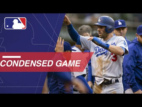 Condensed Game: LAD@OAK - 8/7/18