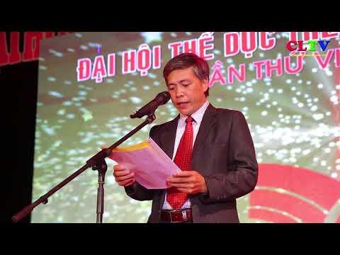 Khai mạc Đại hội TDTT huyện lần thứ VI