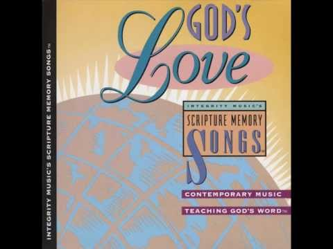 Scripture Memory Songs – God So Loved The World (John 3:16-17)