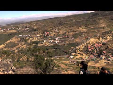 Siente único en Vallehermoso en La Gomera