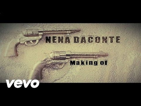Nena Daconte - Disparé (Making Of)