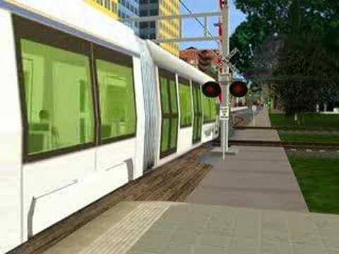 The Real City Tram Preview 1