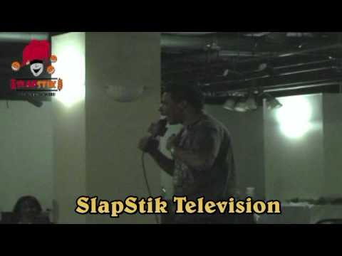 SlapStik TV with Comedians part 1