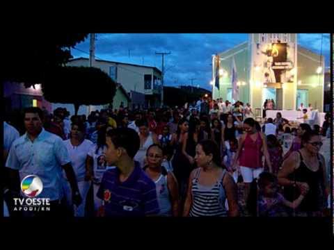 Procissão de Nossa Senhora de Fátima - Agua Nova - RN - 13.05.2010 - II - TV OESTE